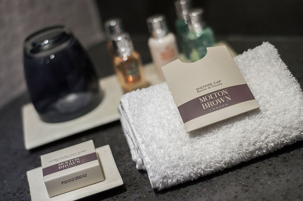 Molton Brown as Standard