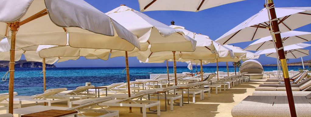 Baia Beach Club At The George Hotel Malta