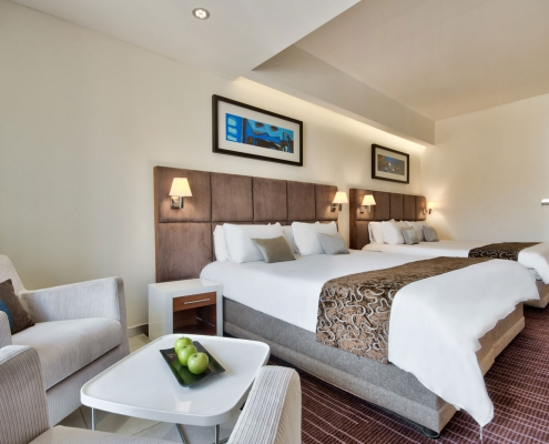 Junior Suites at The George, Urban Boutique Hotel Malta