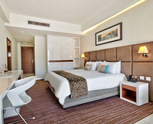 Deluxe Room at The George, Urban Boutique Hotel Malta