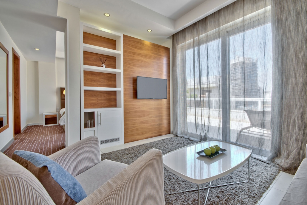 The George, Urban Boutique Hotel Penthouse Suite